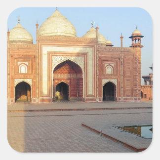 Asia, India, Uttar Pradesh, Agra. On the Stickers