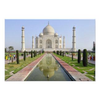 Asia, India, Uttar Pradesh, Agra. The Taj 3 Photo Print