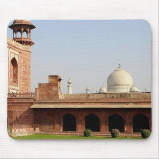 Asia, India, Uttar Pradesh, Agra. The Taj 6 Mouse Pad