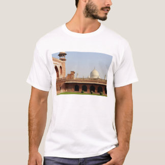 Asia, India, Uttar Pradesh, Agra. The Taj 6 T-Shirt