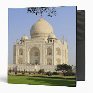 Asia, India, Uttar Pradesh, Agra. The Taj 7 3 Ring Binder