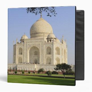 Asia, India, Uttar Pradesh, Agra. The Taj 7 3 Ring Binder