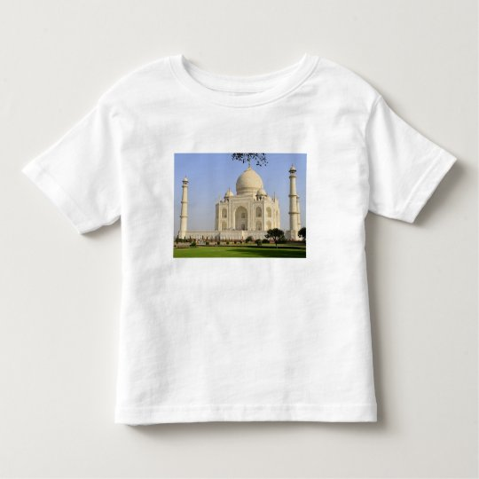 Asia, India, Uttar Pradesh, Agra. The Taj 7 Toddler T-shirt