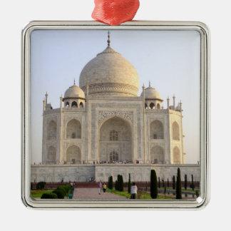 Asia, India, Uttar Pradesh, Agra. The Taj 8 Ornament