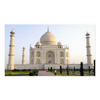 Asia, India, Uttar Pradesh, Agra. The Taj 8 Photo Print