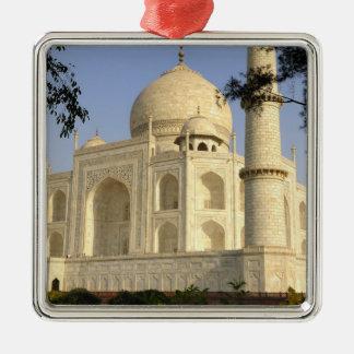 Asia, India, Uttar Pradesh, Agra. The Taj Christmas Tree Ornaments