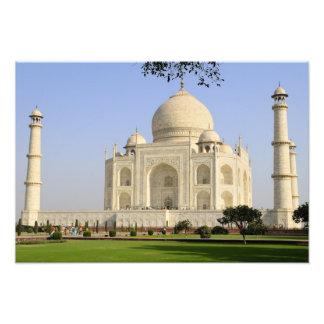 Asia India Uttar Pradesh Agra The Taj Photographic Print
