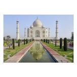 Asia, India, Uttar Pradesh, Agra. The Taj Photograph