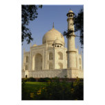 Asia, India, Uttar Pradesh, Agra. The Taj Print