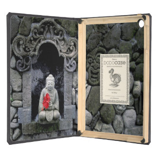 Asia, Indonesia, Bali. A shrine of Buddha iPad Air Case
