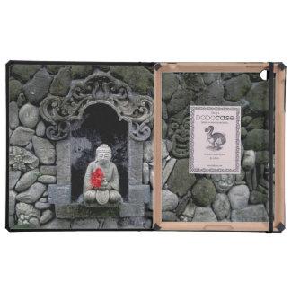 Asia, Indonesia, Bali. A shrine of Buddha Cases For iPad