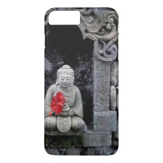Asia, Indonesia, Bali. A shrine of Buddha iPhone 7 Plus Case