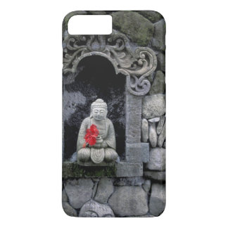 Asia, Indonesia, Bali. A shrine of Buddha iPhone 7 Plus Case