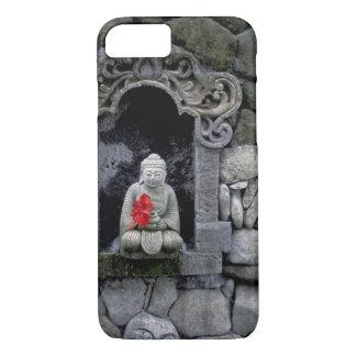 Asia, Indonesia, Bali. A shrine of Buddha iPhone 8/7 Case