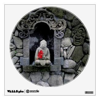 Asia, Indonesia, Bali. Una capilla de Buda