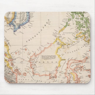 Asia, Indonesia, Philippines, East Indies Mouse Pad