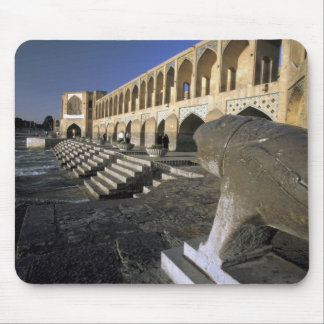 Asia, Iran, Isfahan. Pol-e Khaju Bridge. Mouse Pad