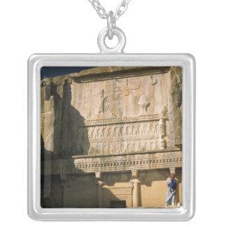 Asia, Irán, Persepolis.Tomb de Darius el grande Pendientes Personalizados