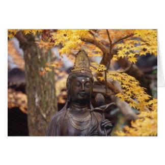 Asia, Japan, Buddha Card