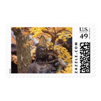 Asia, Japan, Buddha Postage