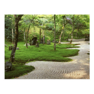 Asia, Japan, Fukuoka, Dazaifu, Komyoji Temple Postcard