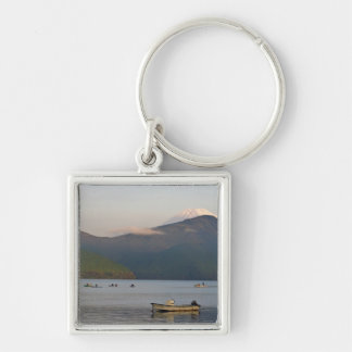 Asia, Japan, Hakone. Early morning views of Mt. Keychain