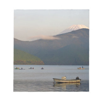 Asia, Japan, Hakone. Early morning views of Mt. Notepad