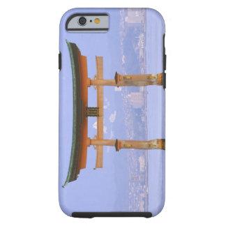 Asia, Japan, Hiroshima. Mivaiima. Torii Gate Tough iPhone 6 Case