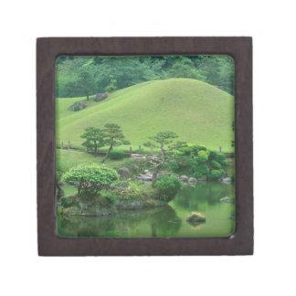 Asia, Japan, Kumamoto, Suizenji Koen Gift Box