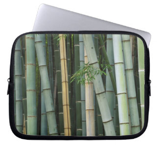 Asia, Japan, Kyoto, Arashiyama, Sagano, Bamboo Computer Sleeve
