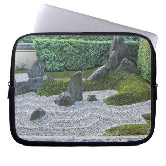 Asia, Japan, Kyoto, Daitokuji Temple, Zuiho-in Laptop Sleeves