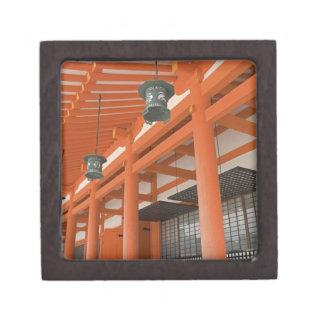 Asia Japan Kyoto Heian Shrine Premium Keepsake Box