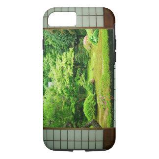 Asia, Japan, Kyoto. Zen Garden 2 iPhone 7 Case