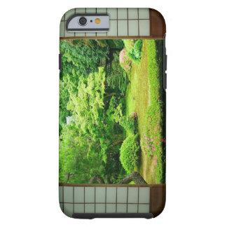 Asia, Japan, Kyoto. Zen Garden 2 Tough iPhone 6 Case