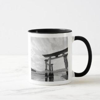 Asia, Japan, Myajima. Torri Gate 2 Mug