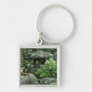 Asia, Japan, Nagasaki, Hirado, Samurai Residence Keychain