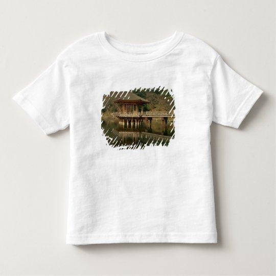 Asia, Japan, Nara, Temple in Nara Toddler T-shirt