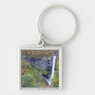 Asia, Japan, Nikko. Kegon waterfall of Nikko, a Keychain