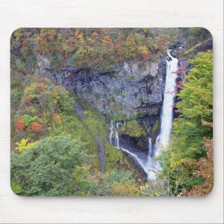 Asia, Japan, Nikko. Kegon waterfall of Nikko, a Mouse Pad
