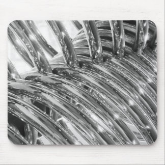 Asia, Japan, Tokyo. Coiled pipe, Tepco Energy Mouse Pad