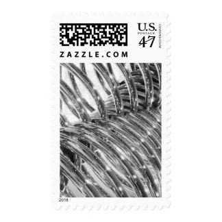 Asia, Japan, Tokyo. Coiled pipe, Tepco Energy Stamp