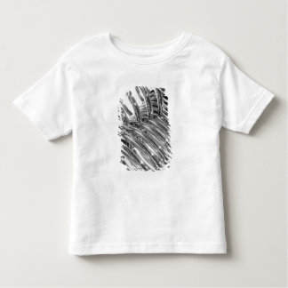Asia, Japan, Tokyo. Coiled pipe, Tepco Energy Toddler T-shirt
