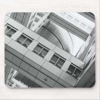Asia, Japan, Tokyo. Fuji TV Building, Odaiba Mousepad