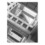 Asia, Japan, Tokyo. Fuji TV Building, Odaiba Postcards