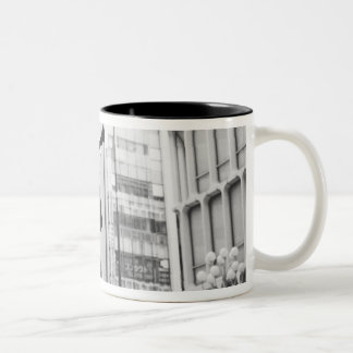 Asia Japan Tokyo Music statue Shibuyaku Coffee Mugs