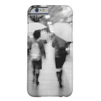 Asia, Japan, Tokyo. Young women and umbrellas. Barely There iPhone 6 Case