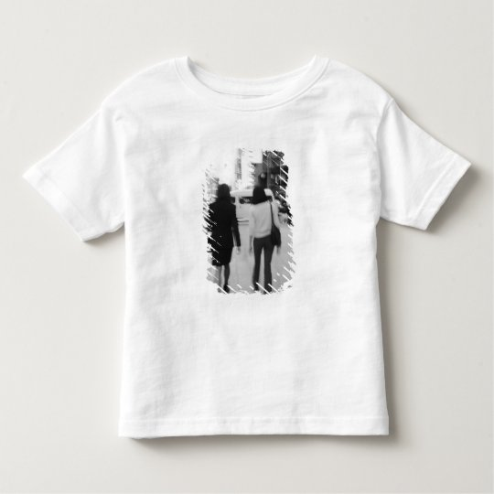 Asia, Japan, Tokyo. Young women on the Ginza. Toddler T-shirt