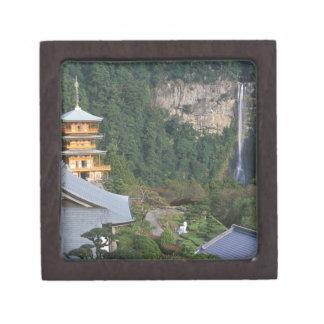 Asia, Japan, Wakayama, Katsuura, Kumano Nachi Jewelry Box