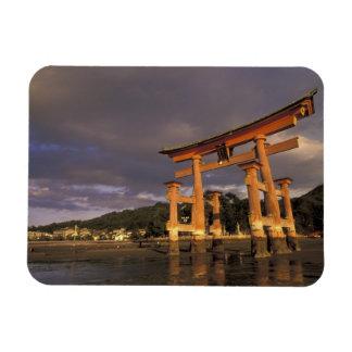 Asia, Japan, western Honshu, Miya, Jima Island, Magnet