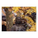 Asia, Japón, Buda Tarjeta De Felicitación